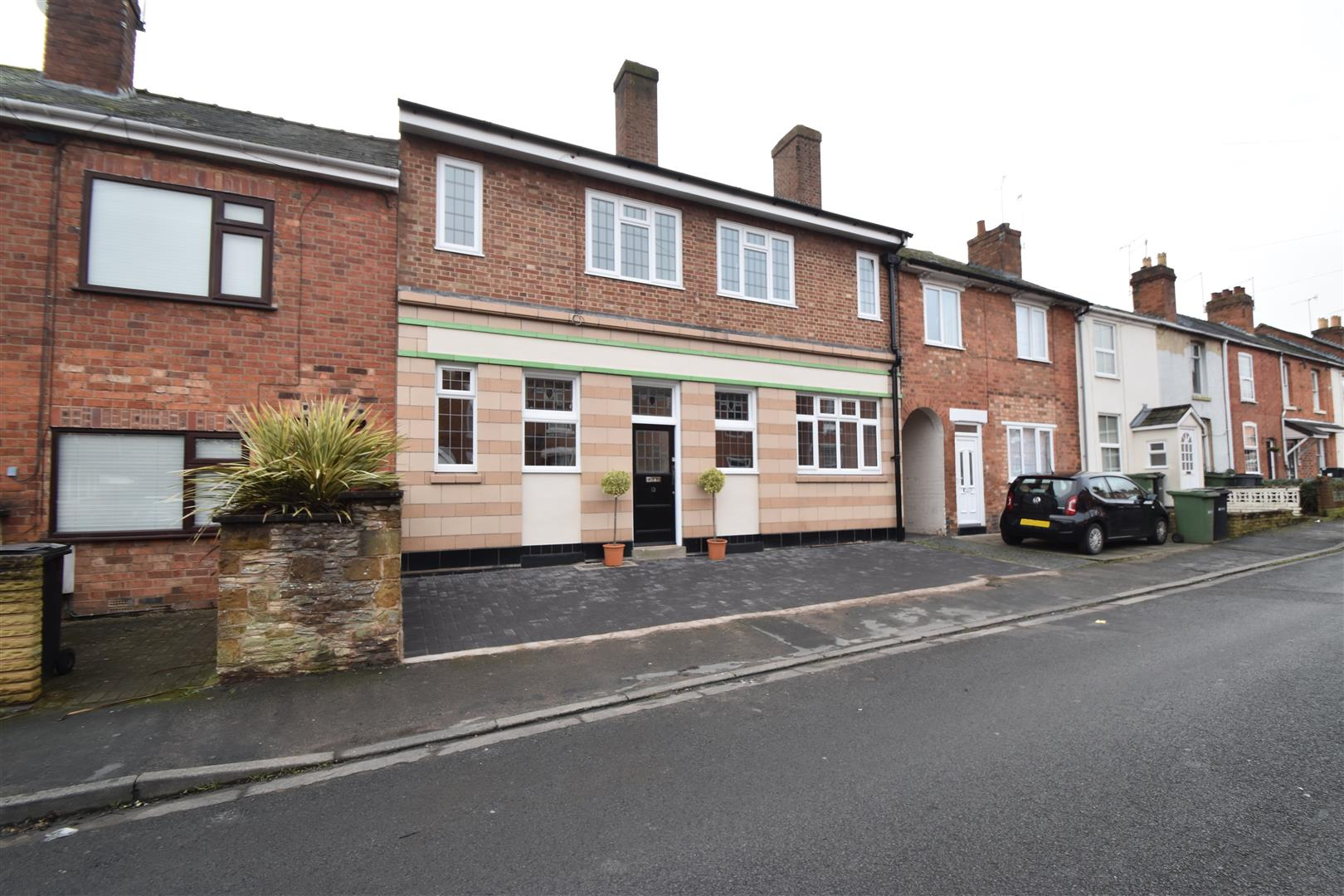 4 Bedrooms Terraced House for sale in Pitmaston Road, Worcester
